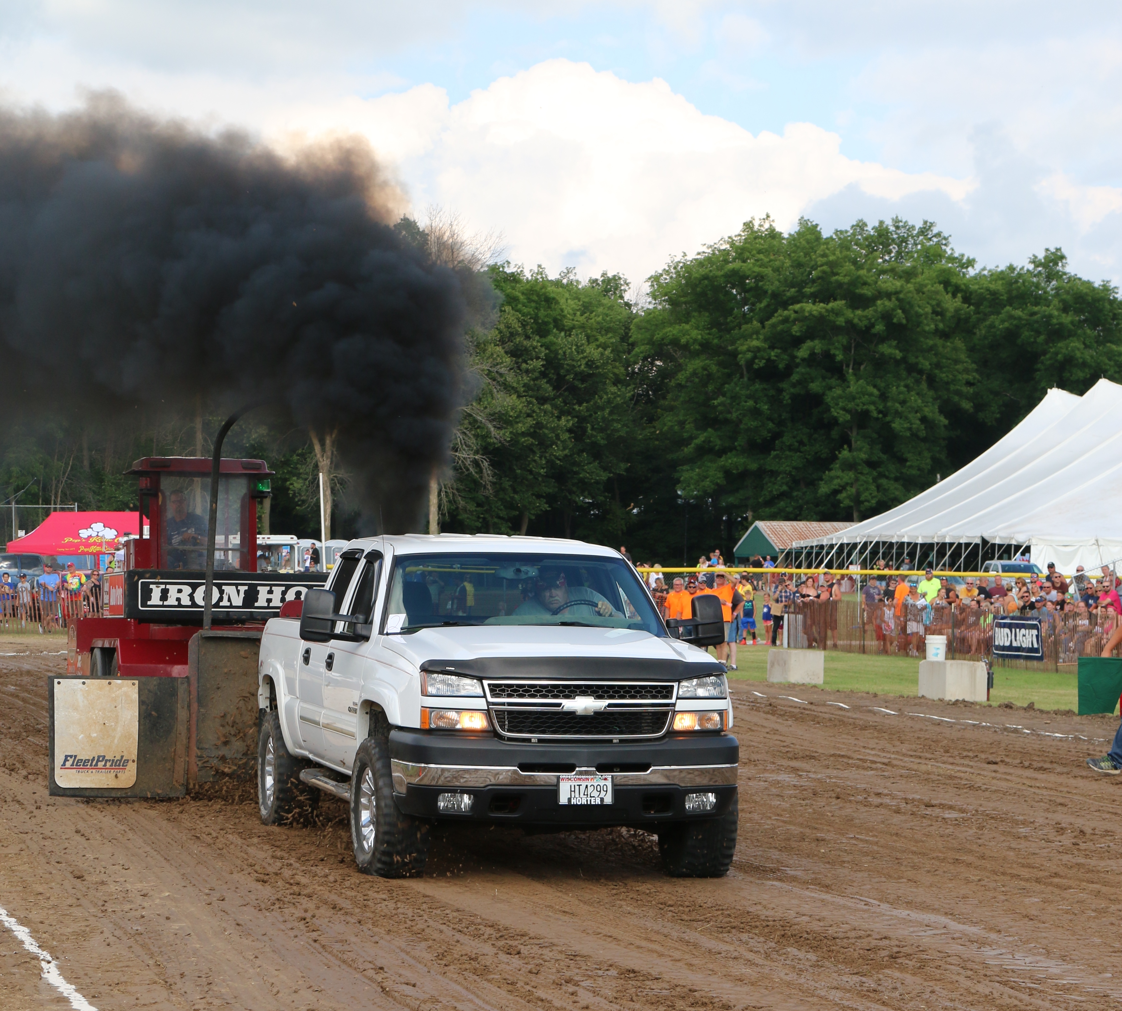 Big Bend Pull - 8th Annual Rumble by the River